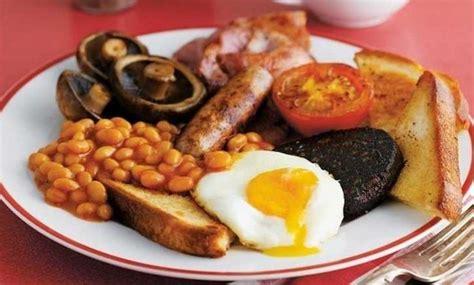 types  breakfast