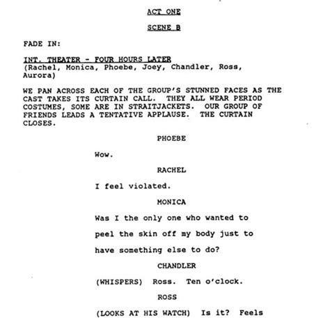 tv script template the aspiring tv writer screenwriter multi
