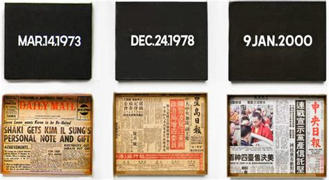 Painting Date by On Kawara Widewalls