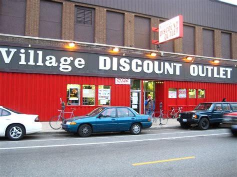 bargain outlet village discount outlet inc thrift stores logan