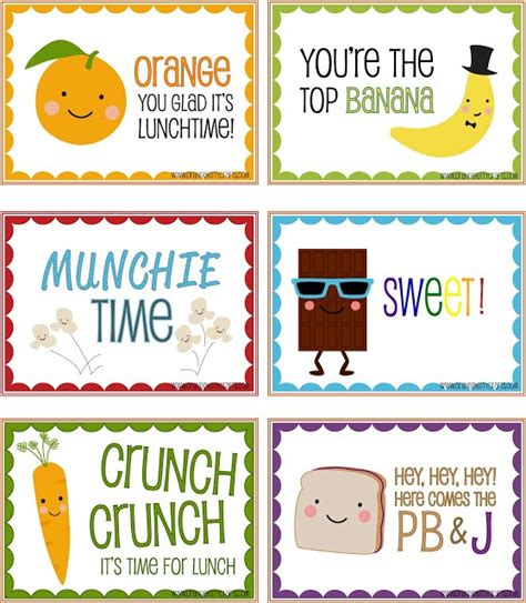 crafts for archives the lunchbox 17 best images about lunchbox quotes on jokes lunch notes and poems
