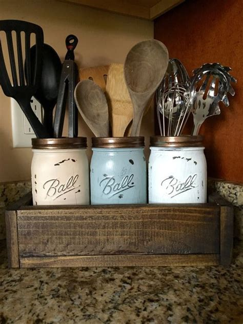 country kitchen utensil holder 25 best ideas about kitchen utensil holder on