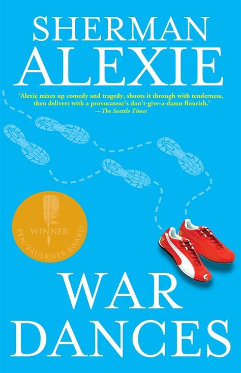 the last true fictions from an city books sherman alexie war dances city of tongues