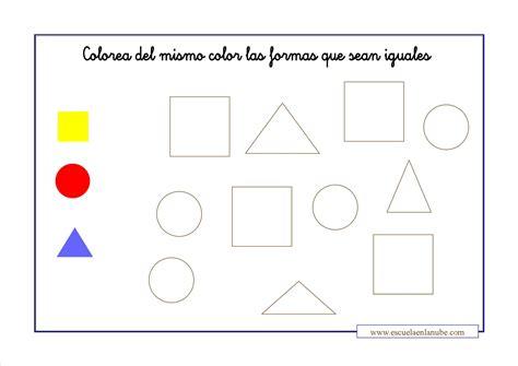 Ejercicios De Figuras Geometricas | fichas matem 225 ticas ejercicios de figuras geom 233 tricas