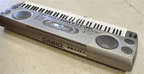 Adaptor Casio Wk 1800 Casio Wk 1800 76 Key Synthesizer Keyboard Reverb