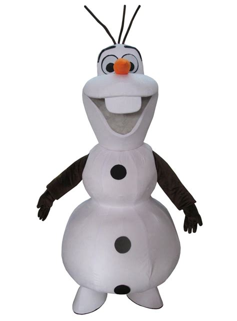 Aliexpress Buy Free Shipping Characters - aliexpress buy smiling olaf mascot costume