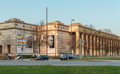 haus der kunst 80 years after s degenerate show two german
