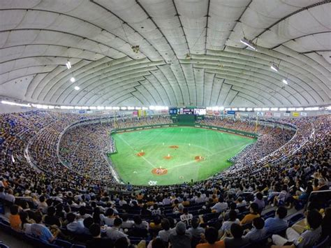 100 japanese dome house japanese baseball at the tokyo dome picture of tokyo dome bunkyo tripadvisor