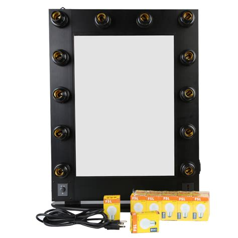 professional makeup mirror with lights mirrors with bulbs