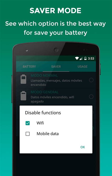 battery doctor android battery doctor saver android app source code utility app templates for android codester