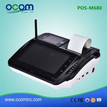 Speaker Advance M680 pos m680 portable touch screen mobile android pos terminal device machine for supermarket buy