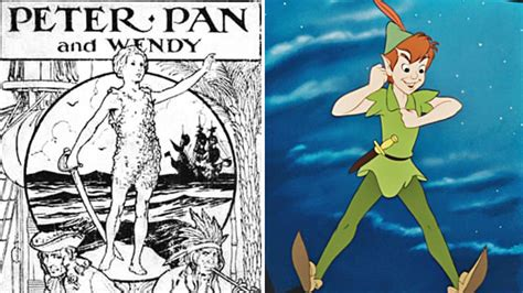 peter pan movie vs the book which is better 7 disney movies based on deeply disturbing horrifying