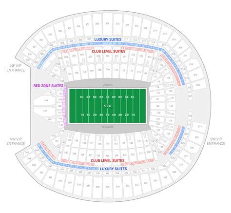 seahawks seating chart with rows centurylink field seating chart concert brokeasshome