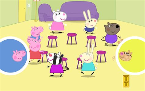 How To Play Musical Chairs Without Chairs by Thanks Mail Carrier Peppa Pig S Time App