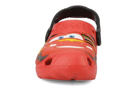 Sandal Anak Cars Clog crocs cars 2 custom clog sandals in at sarenza co uk 65173