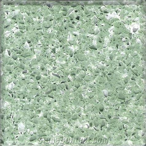 Quartz Countertops Green - green quartz surfacing ybs 056 eat in chicken in 2019