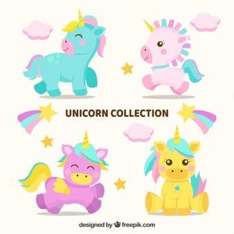 imagenes de unicornios tiernos unicornio vetores e fotos baixar gratis