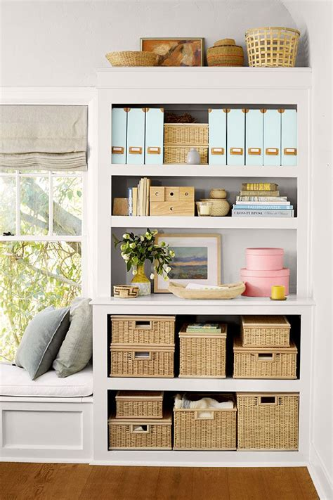 25 best ideas about bookshelf storage on