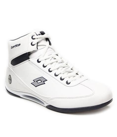 lotto basketball shoes lotto coronation white basketball shoes price in india