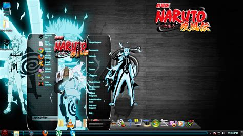 themes naruto shippuden windows 7 lightuzumaki naruto shippuden windows 7