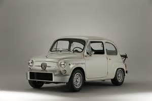 Abarth 850tc 1961 Fiat Abarth 850tc Berlina Wr Showroom
