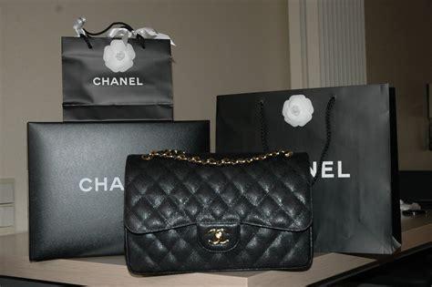 Tas Chanell maxime chanel handtas wordt investering