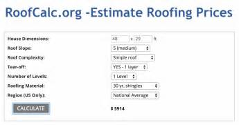 Home Textile Trends 2017 roofing calculator estimate roof replacement cost get
