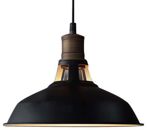 industrial dome pendant light edison antique style hanging pendant light with metal dome