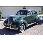 1937 Plymouth Special Deluxe SedanNote The Fender