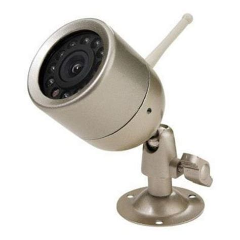 alert wireless 380 tvl indoor outdoor surveillance a 520 the home depot