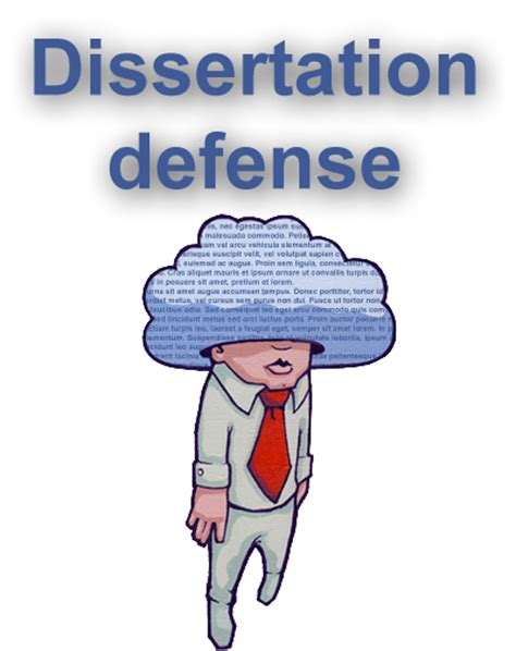 dissertation defense dissertation defense 100 original papers