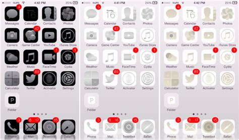 gold themes cydia the 12 best ios 7 themes for iphone