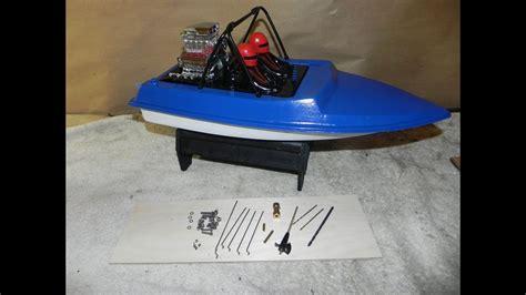 jet boat kit usa rc jet boat usa made flex shaft kit install part 1 of 5