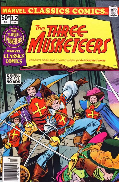 Marvel Illustrated The Three Musketeers 6 Book Series Ebooke Book marvel classics comics 12 the three musketeers issue