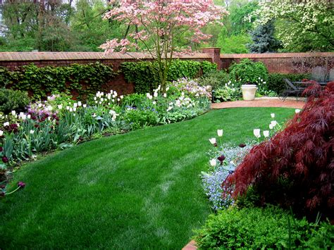 Low Maintenance Gardens Ideas Low Maintenance Gardens Garden Design Ideas In