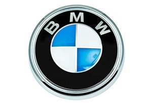 Bmw Emblems Bmw Genuine Logo Roundel Rear Hatch Boot Trunk Badge