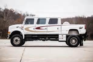 international 4800 6 door 4x4 truck f650 cxt kodiac f350