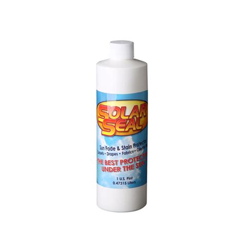 solar seal small 470 ml bottle fabric protection sprays