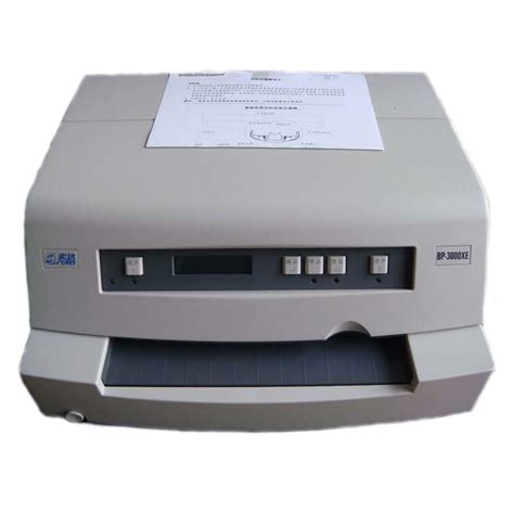 Printer Passbook passbook printer bp 3000xe china printer passbook printer