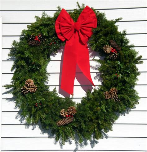 big wreath wreaths