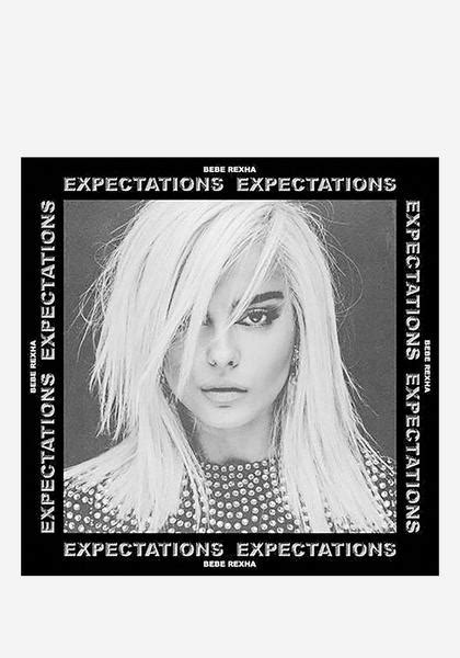 Bebe Rexha-Expectations With Autographed CD Booklet