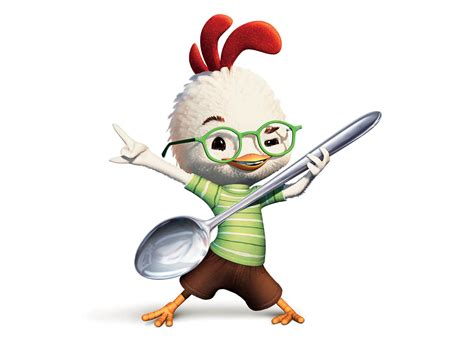 tiny tainy wallpapers chicken little wallpapers