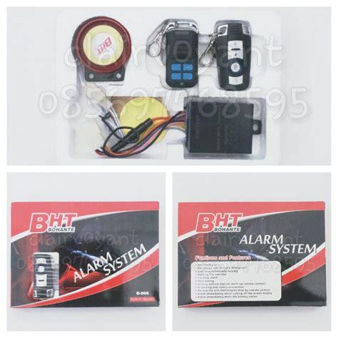 Alarm Motor Mbl baru alarm motor remote starter bht agiva sinagawa