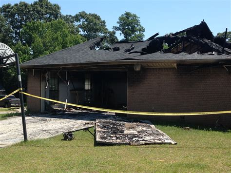 warner robins home ruled total loss after 13wmaz