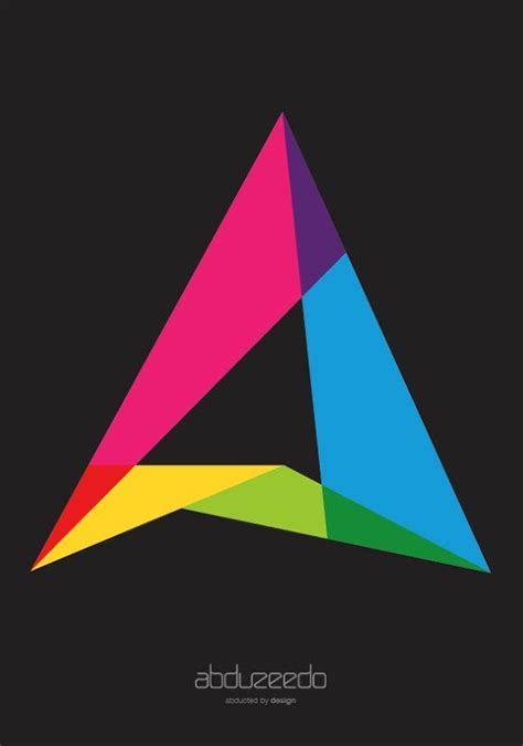 design a logo tutorial illustrator triangle logo poster art pinterest