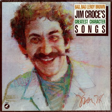 jim croce top hat bar and grill jim croce bad bad leroy brown sealed us vinyl lp album