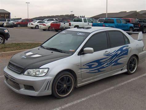 mitsubishi ralliart custom 2003 mitsubishi lancer custom image 83
