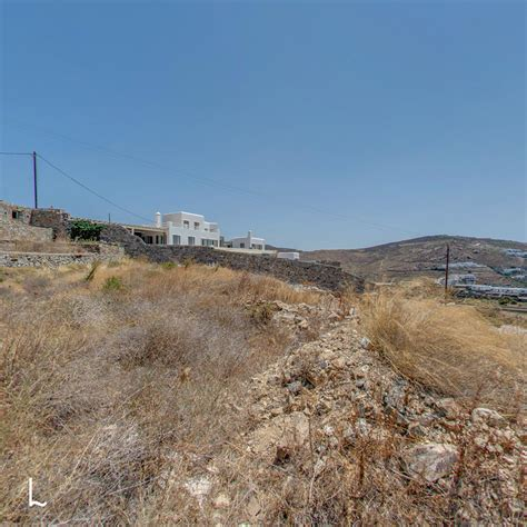 land plots for sale land for sale at elia mykonos 4000 m2