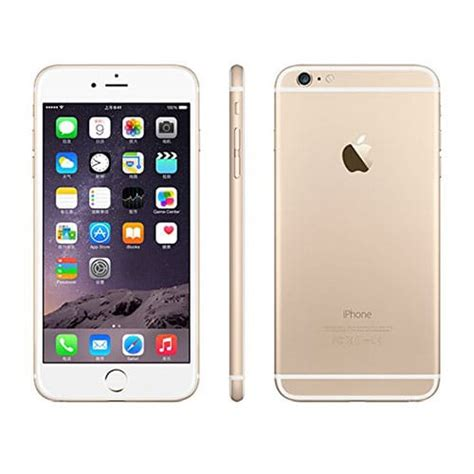 Iphone 6g by Iphone 6g Gold 128gb Minpex