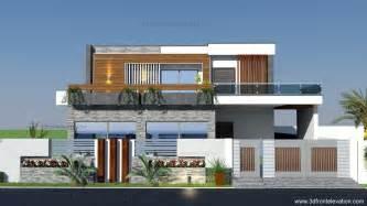 Pakistani House Floor Plans 3d front elevation com arab front elevation